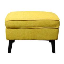 Jenson Footstool Yellow