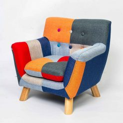 Annah Chair Patchwork