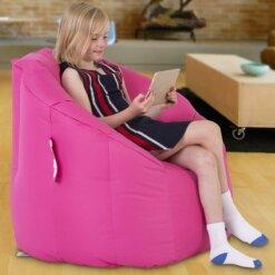 Milano Bean Bag Chair Pink