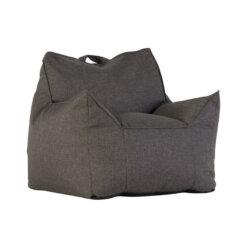 Union Bean Bag Chair Grey