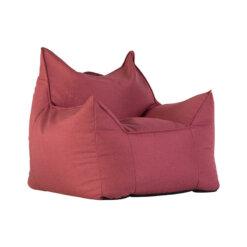 Union Bean Bag Chair Red