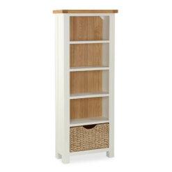 Suffolk Slim Bookcase