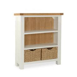 Suffolk Small Bookcase