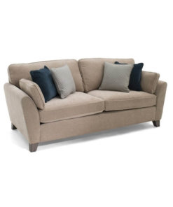 Cantrell 3 Seater Sofa - Almond