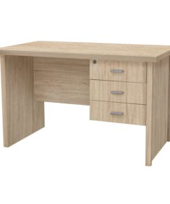 Oscar Small 3 Drawer Office Desk Stockhouse Interiors Back To