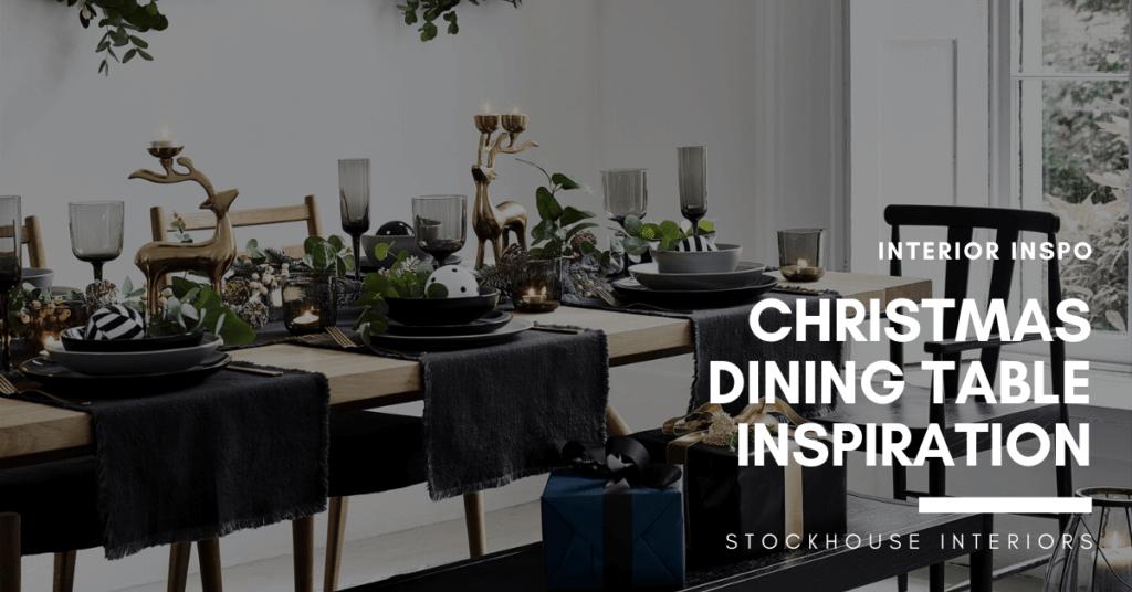 Christmas Dining Table Inspiration