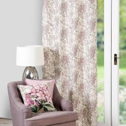 Camille Heather Curtains
