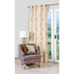 Camille Ochre Curtains