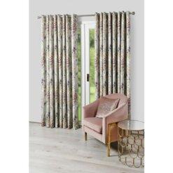 Eden Dove Curtains