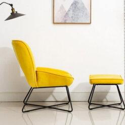 Teagan Chair Ochre