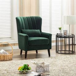 Meabh 1 Seater Sofa - Green