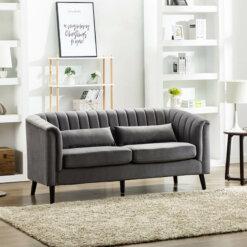 Meabh 3 Seater Sofa - Grey