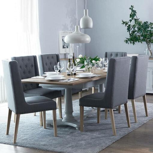 Montana Grey Dining Set