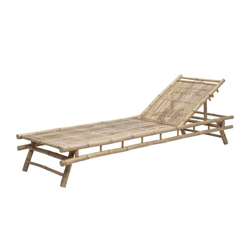 Sole Bamboo Lounger