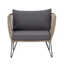 Mundo Lounge Chair Brown