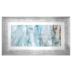 Blue Universe Framed Picture