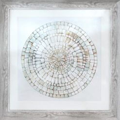 Concentric Ornate Framed Picture