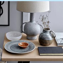 Rani Plate Grey