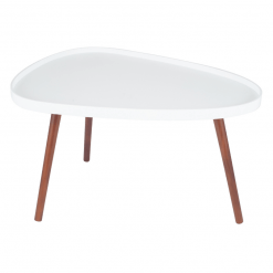 Clarice Coffee Table White