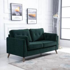 Zurich Green 2 Seater