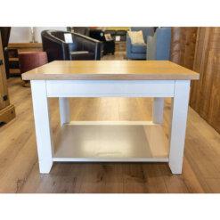 Cream & Oak Coffee Table
