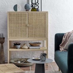 Sanna Pine Cabinet