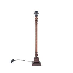 Copper Metal Table Lamp