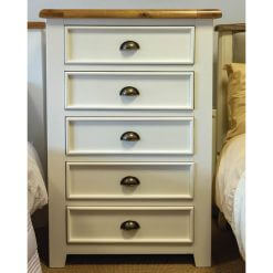 Odyssey Painted Tall Chest