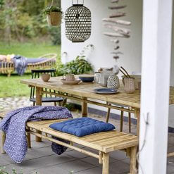 Sole Bamboo Bench