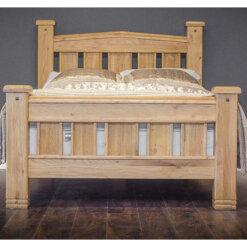 Donny Oak Bed Frame