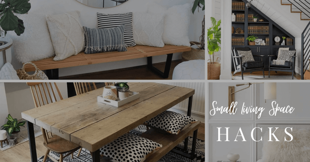 6 Small Living Space Hacks