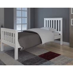 Rio 3ft Bedframe White