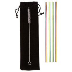 Mimo Set of 4 Straight Straws