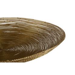 Hege Trinket Bowl White/Gold