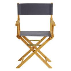 Coppola Grey Directors Chair
