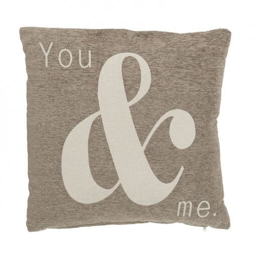 You & Me Cushion
