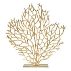 Prato Large Gold Tree Sculpter