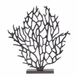 Prato Small Black Tree Sculpture