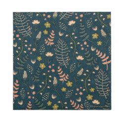 Paper Napkin Blue