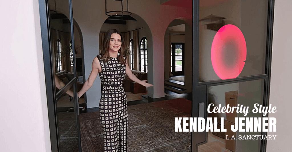 Peek Inside Kendall Jenner's Home