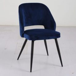 Sutton Blue Dining Chair