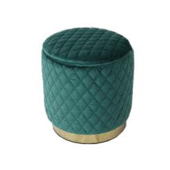 18402 Green Footstool