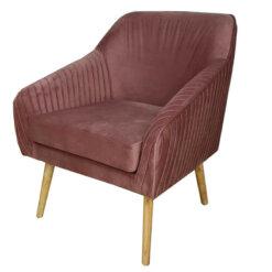 19079 Pink Armchair