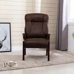 Brandon Brown Armchair