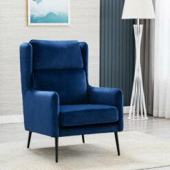 Noah Royal Blue Chair