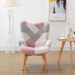 Willow Pink Armchair