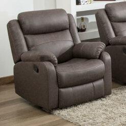 Erica Brown 1 Seater Sofa