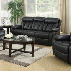 Janus Leathaire Sofa Suite