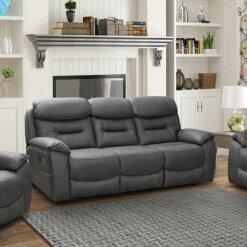 Leroy 3 Seater Sofa