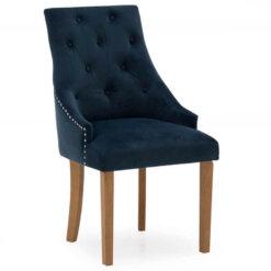 Hobbs Midnight Dining Chair